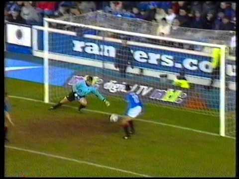 Rangers 3 v 1 Aberdeen 13 12 2000