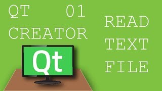QT Creator 01 How to read text file using QFileDialog
