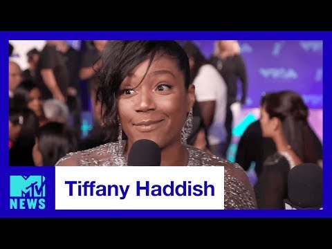 Tiffany Haddish on Collabing w/ Jay-Z & Hanging w/ Queen Latifah | MTV News