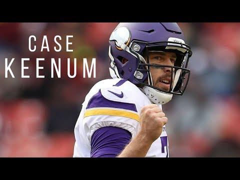 Case Keenum: