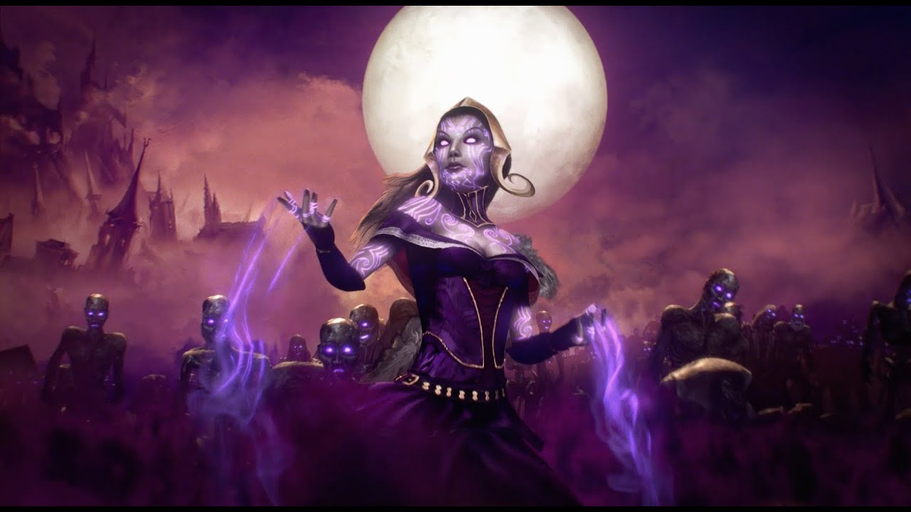 Magic The Gathering Liliana Eldritch