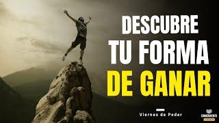 COMO DESCUBRIR TU FORMA DE GANAR - ES POSIBLE (Enfoque Metas, Zona de Confort y Desarrollo Personal)