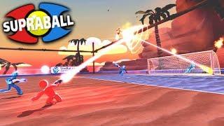 THE RETURN! - Supra Ball