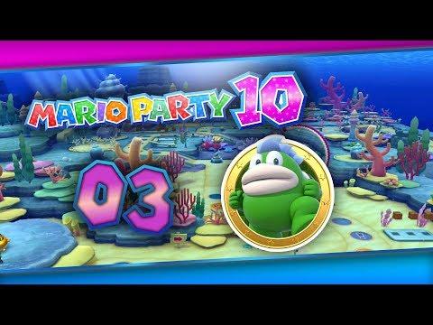 Elgato.. Wieso  - Let's Play Mario Party 10 #003
