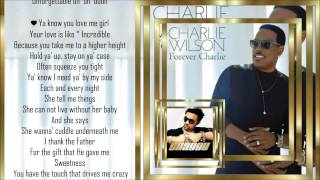 Charlie Wilson *ft* Shaggy *☆* Unforgettable *☆* w/lyrics