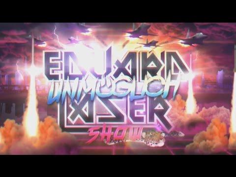 """Eduard """"Unmöglich"""" Laser Show"""