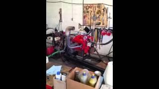 Joss Engines 542ci low deck big block mopar dyno
