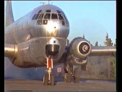 Grace Air Boeing C-97G