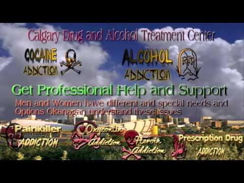 Calgary Drug and Alcohol Rehab Treatment Center - Options Okanagan