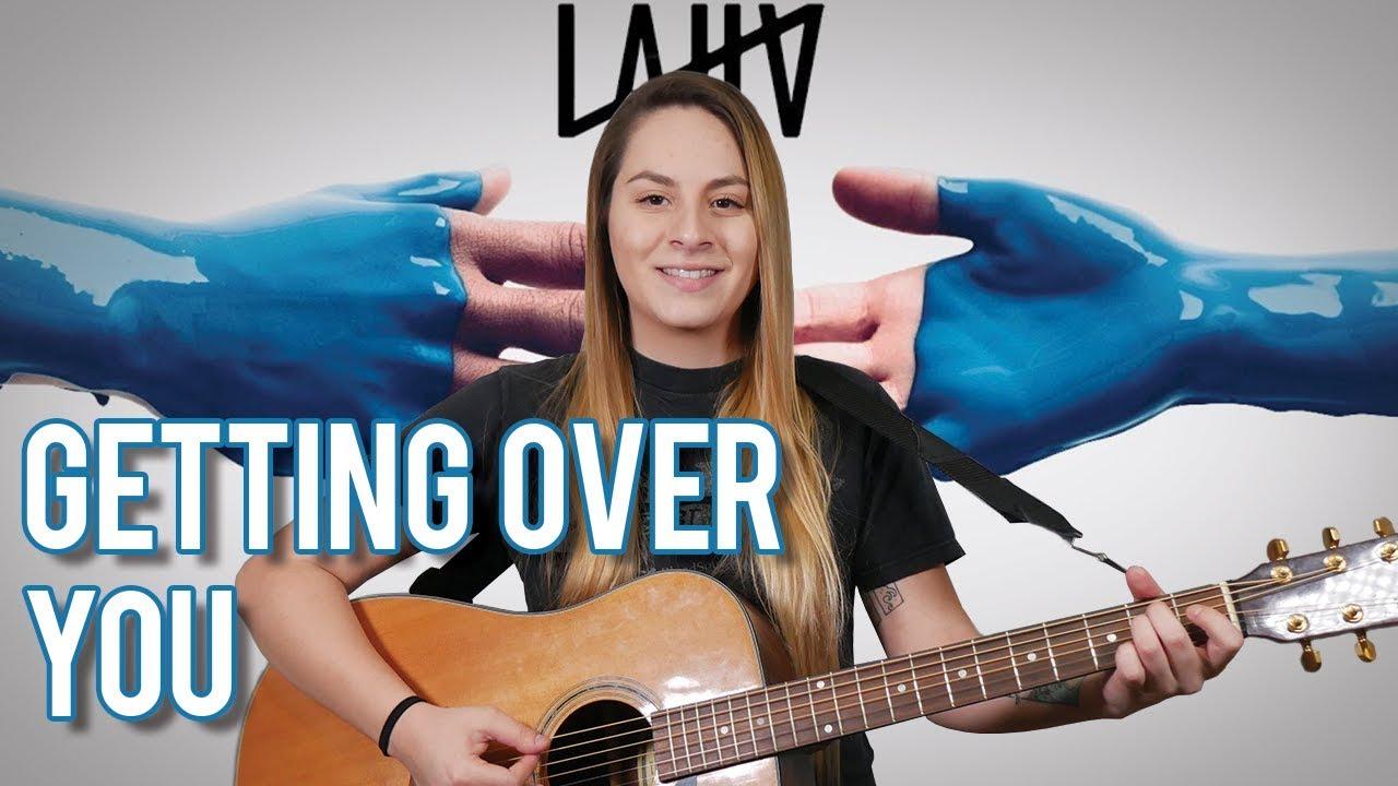 Over you guitar