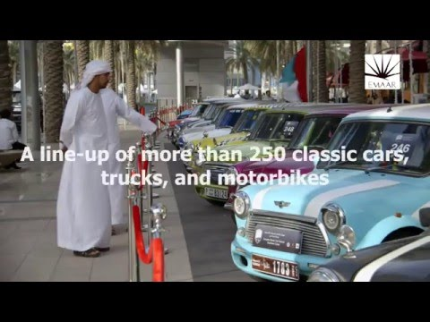 Emirates Classic Car Festival- 8th edition- March 2016
