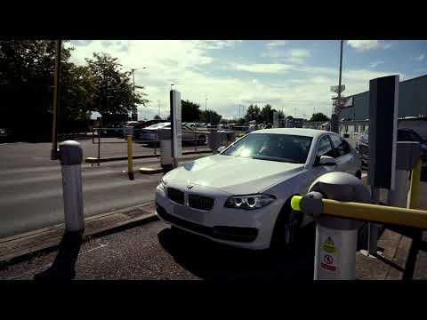 Exeter Airport P1 Short Stay - Car Park 1