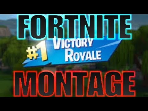 Epic Victory Royale Montage! (Fortnite Wins With Friends)