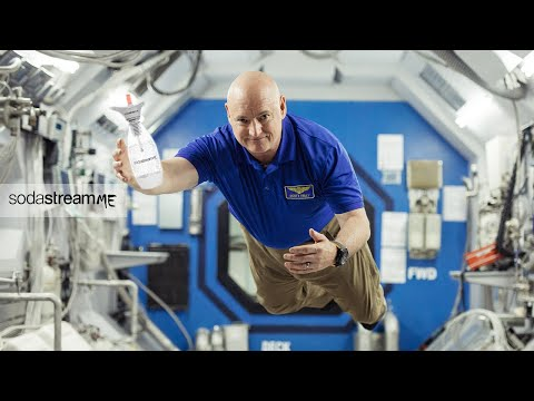 SodaStreamME | Scott Kelly X SodaStream