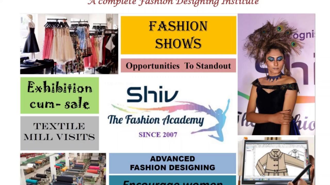 Best Fashion Designing Institute Nashik Dress Design Become Fashion Designer Stfa College Youtube