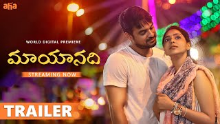 Mayaanadhi Telugu Trailer   Tovino Thomas   Aishwarya   Aashiq Abu   Streaming Now on @aha videoIN