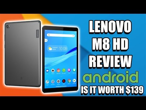 Lenovo M8 HD Android Tablet Review - Is It Worth Buying?
