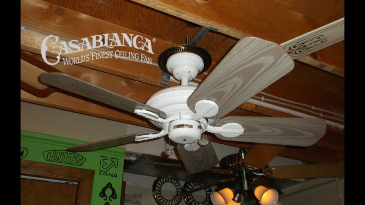 Casablanca utopian ceiling fan youtube casablanca utopian ceiling fan aloadofball Gallery