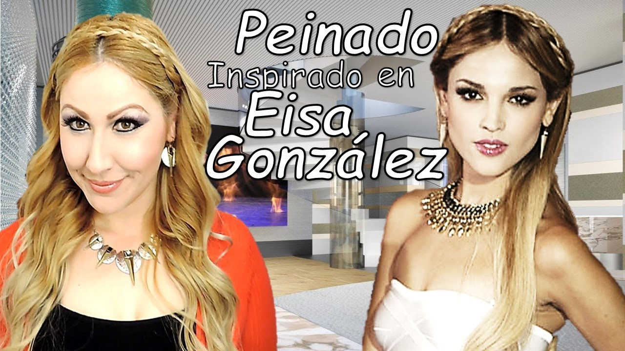 Peinados De Eiza Gonzalez En Amores Verdaderos PEINADO inspirado en E...