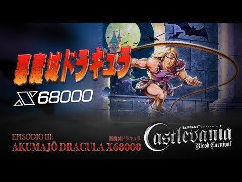 Akumajō Dracula X68000 - Castlevania Blood Carnival