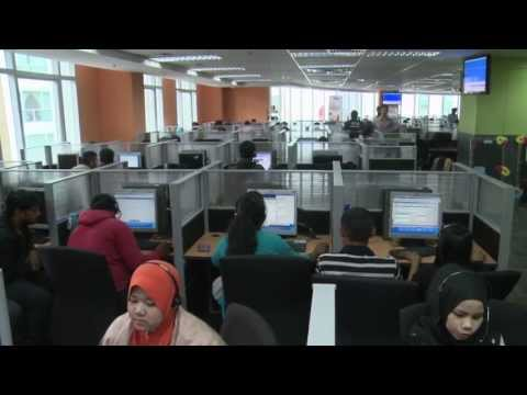 Malaysia outsourcing boom