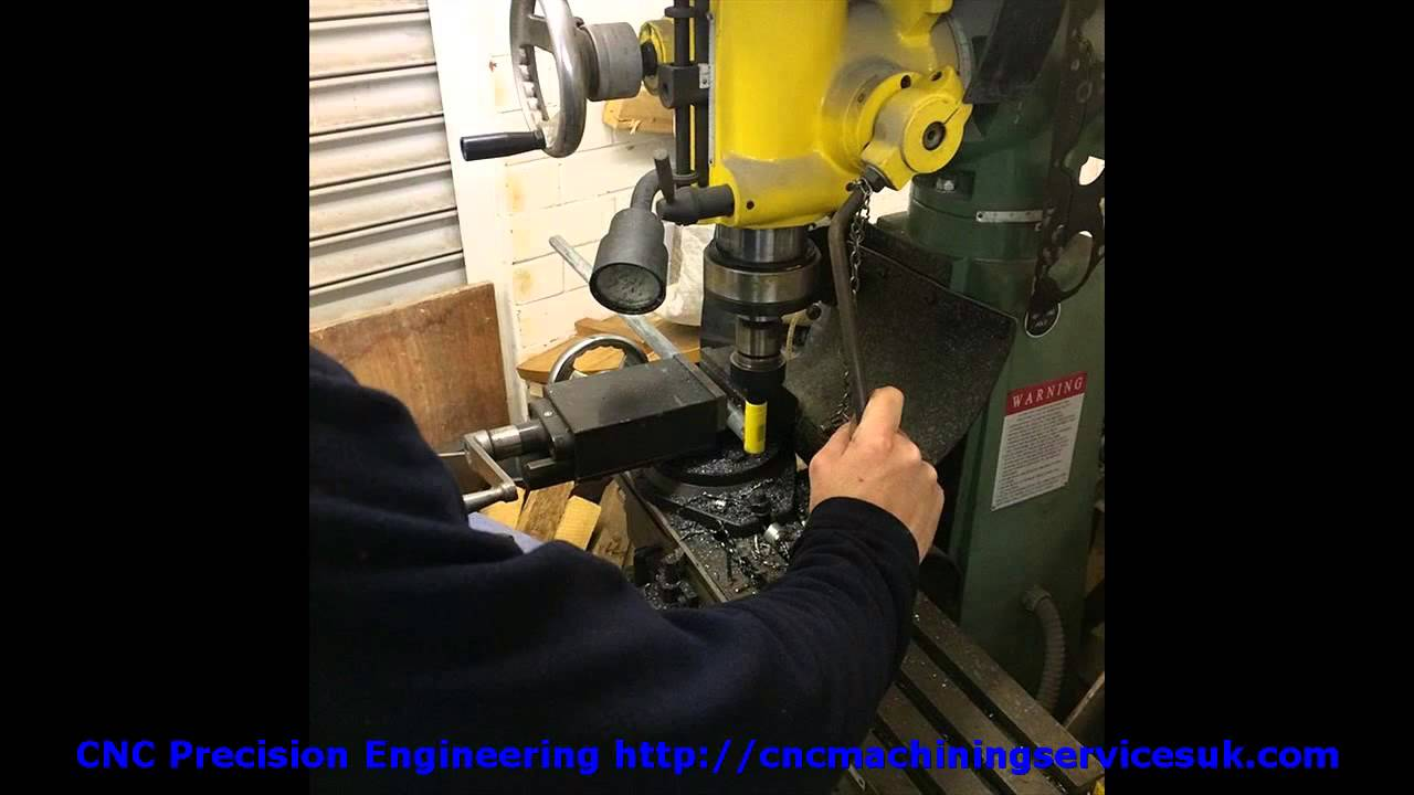 CNC Precision Engineering - http://cncmachiningservicesuk.com