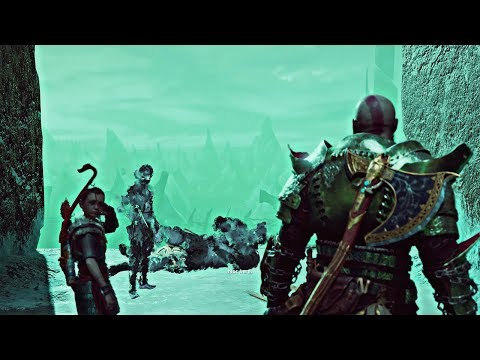 God of War - All Tortured Hallucinations in Hel