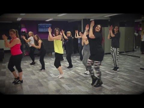 The Funky Flashmob - Relais pour la Vie / Uptown Funk - chorégraphié par Héléna Bouras