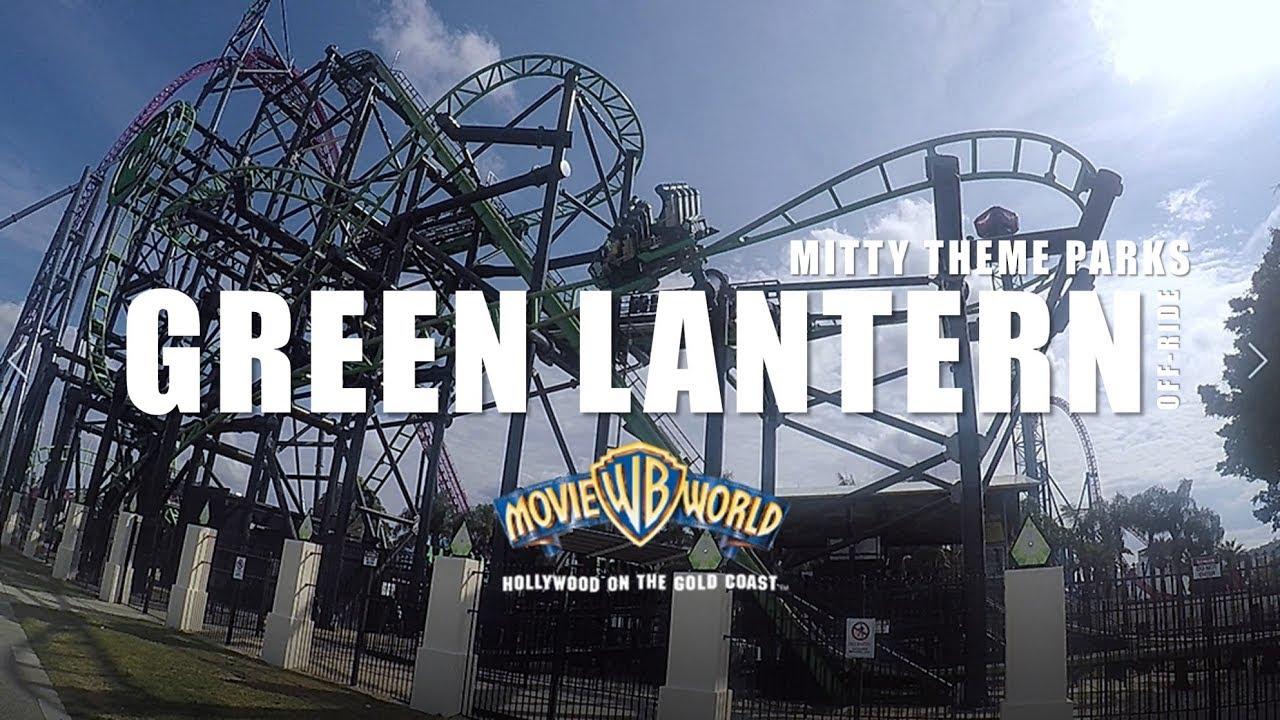 Green Lantern 2018 Warner Bros Movie World Youtube