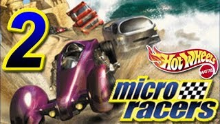 Let's Play Hot Wheels: Micro Racers, ep 2: Build-a-Car