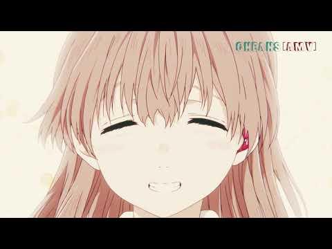 """[AMV] Koe No Katachi """"iris"""""""