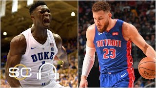 What if Zion Williamson ends up being the next Blake Griffin? - Ryen Russillo | SC with SVP