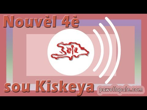 Jeudi 21 Septembre 2017 - Jounal  4trè sou Kiskeya ak Liliane Pierre-Paul / LIVE