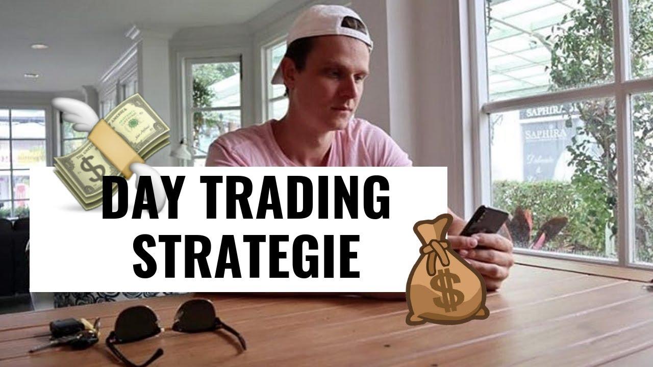 Online geld verdienen met deze DAY TRADING strategie
