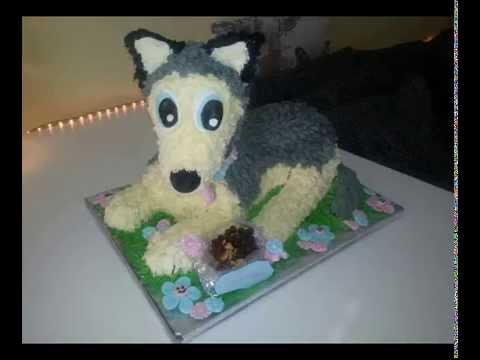 Hund Kuchen 3d Zum Vernaschen Youtube