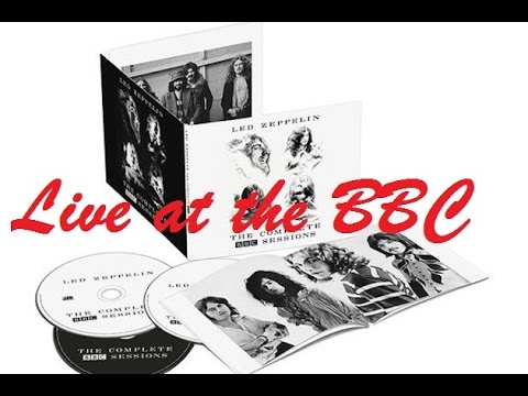 Led Zeppelin: 'The Complete BBC Sessions' Unboxed