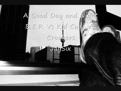 A Good Day and Night - B.E.P. Vs. Kid Cudi --- JaySix Mash Up