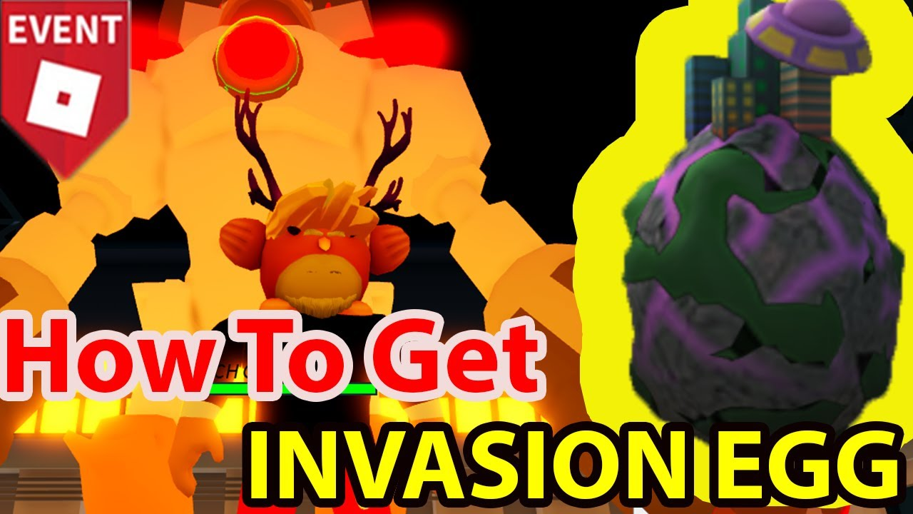 Roblox How To Get Invation Egg In Mad City Event Easy Fast Hunt