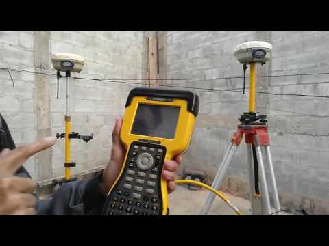 GPS Trimble R6 Com RTK Interno