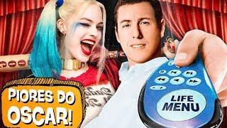 7 PIORES FILMES que já PARTICIPARAM DO OSCAR!  🤢🤮