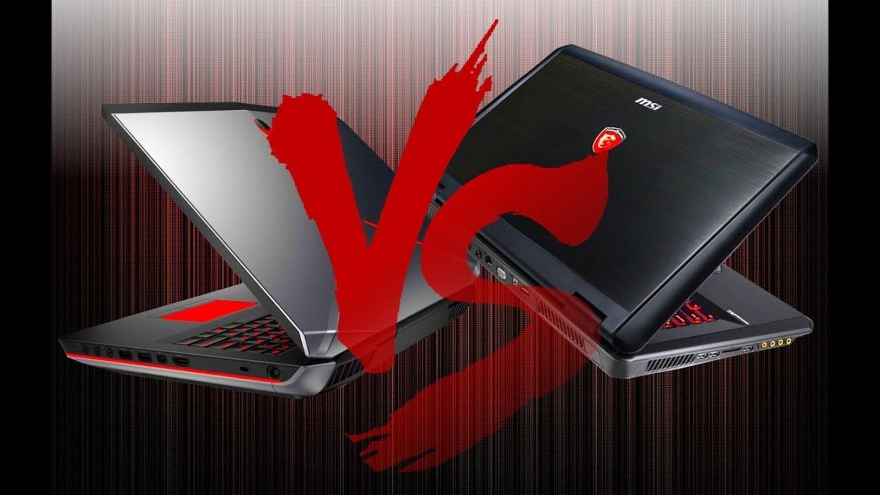 Alienware 17 2014 VS MSI GT70 DOMINATOR - Gaming laptop Battle - Tech specs comparison 2014 ...
