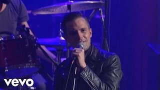The Killers - Here With Me (Live On Letterman)
