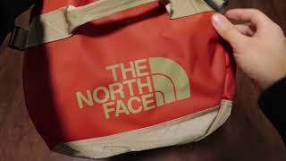 The North Face Base Camp Duffel Bag | Small vs Medium size