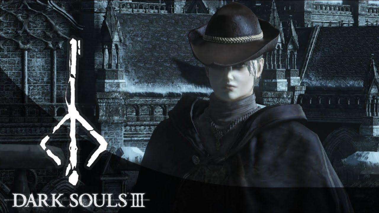 Dark Souls Animated Wallpaper Dark Souls 3 How To Create Lady Maria Youtube