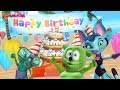 Happy Birthday To You * The Happy Birthday Song * Gummibär The Gummy Bear Song