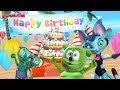 Happy Birthday To You * The Happy Birthday Song * Gummibär The Gummy Bear Song