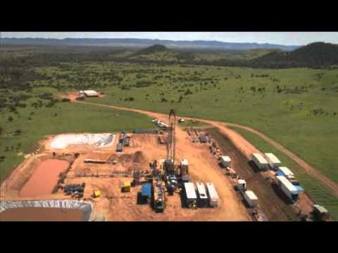 CSG multi-well pad drilling: reducing our footprint