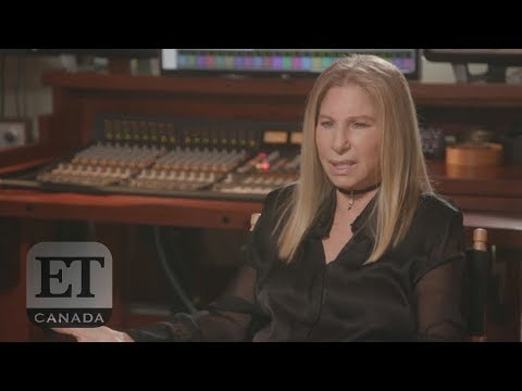 Barbra Streisand On Her New Song About Trump