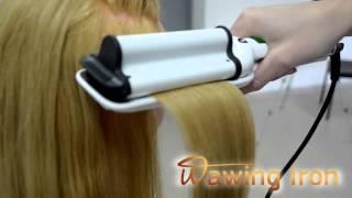 Erika Professional: Щипцы Waving iron