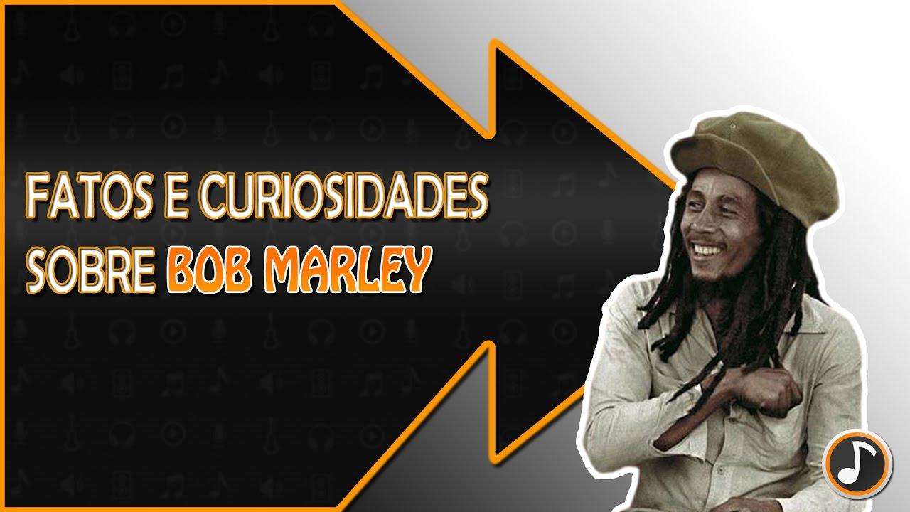 Fatos e curiosidades sobre Bob Marley